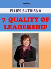 Audio 07 - 7 Quality of Leadership