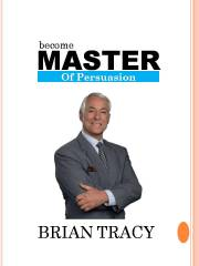 Book Becoming A Master of Persuasion