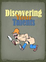 Book Discovering Your Talents