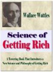 Book Wallace Wattles Science Of Getting Rich