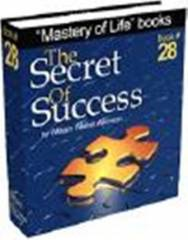 Book William Atkinson The Secret Of Success