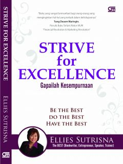 Book  STRIVE FOR EXCELLENCE
